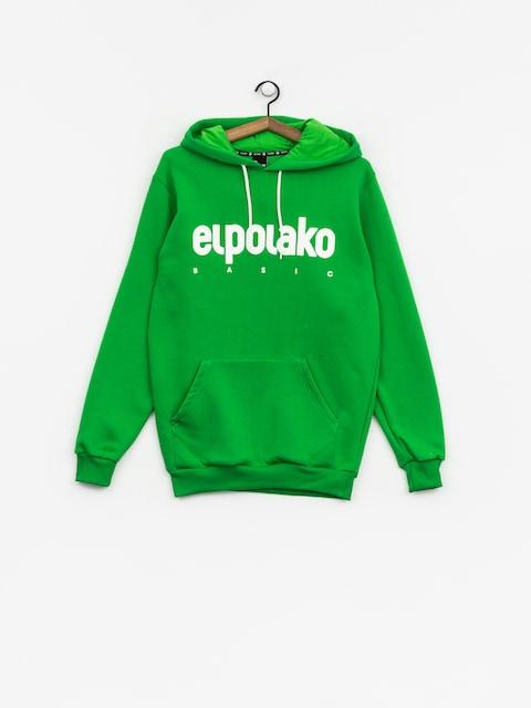 Mikina s kapucí El Polako Classic HD