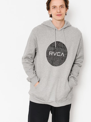 Mikina s kapucí RVCA Rvca Motors HD (athletic heather)