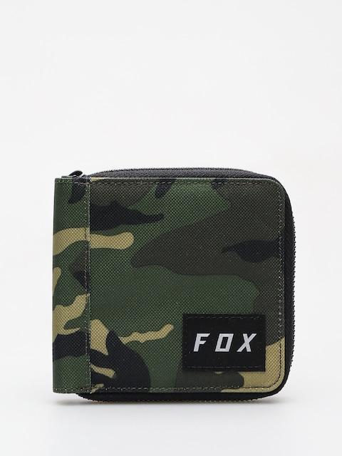 Peněženka Fox Machinist (cam)