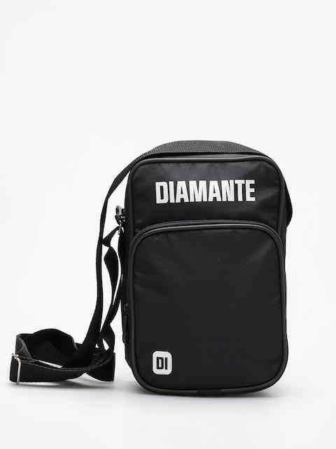 Wear Diamante Taška White Logo (black)