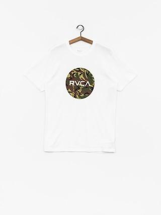 Tričko RVCA Rvca Motors Standard (camo)