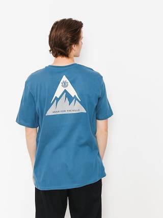 Tričko Element Delta (blue steel)