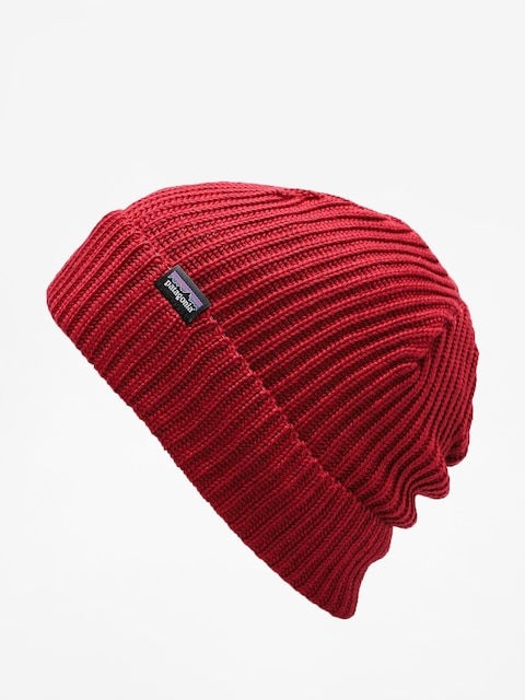 Čepice Patagonia Fishermans Rolled Beanie (oxide red)