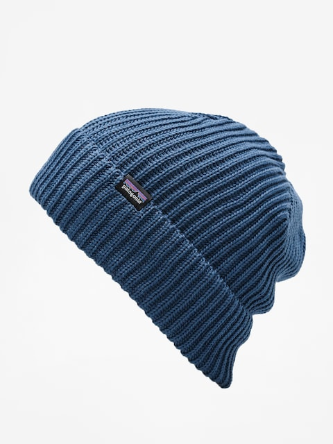 Čepice Patagonia Fishermans Rolled Beanie (stone blue)