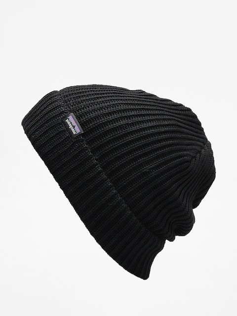 Čepice Patagonia Fishermans Rolled Beanie (black)