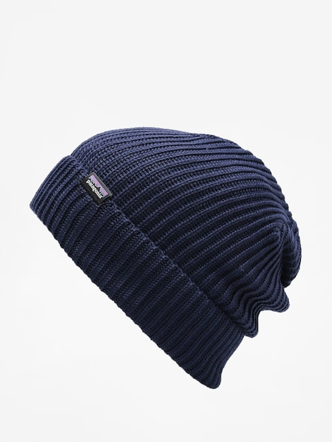 Čepice Patagonia Fishermans Rolled Beanie (navy blue)