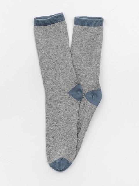Ponožky RVCA Rvca Space (grey)