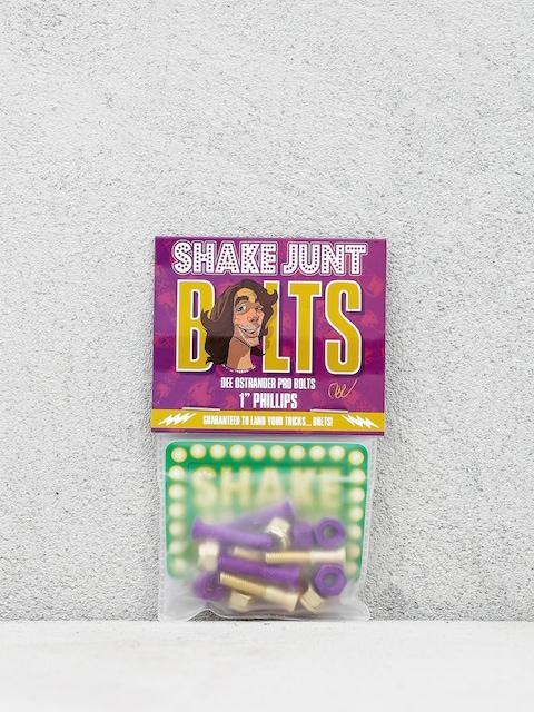 Šroubky Shake Junt Dee Ostrander Phillips (purple/gold)