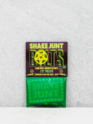 Šroubky Shake Junt L King Phillips (black/green)