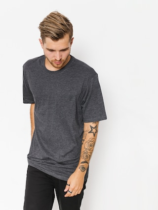 Tričko Element Basic Pocket Cr (charcoal heather)