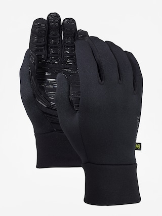 Rukavice Burton Powerstretch Lnr (true black)