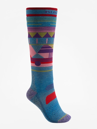 Ponožky Burton Party Wmn (blue heaven)