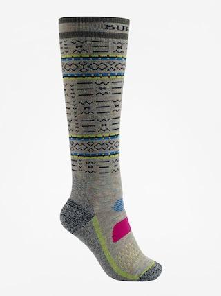 Ponožky Burton Party Wmn (oatmeal heather)