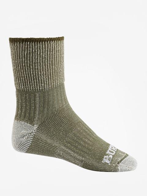 Ponožky Burton Wool Hiker Sk (forest night)