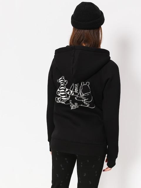 Mikina s kapucí Femi Stories x Disney Gang ZHD Wmn (blk)