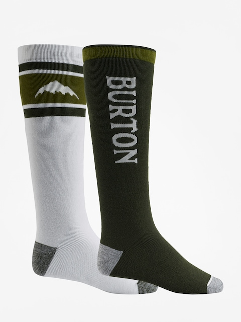 Ponožky Burton Weekend Midweight 2Pk (forest night)