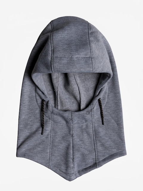 Šátek Quiksilver Preston Hoodie (black heather)