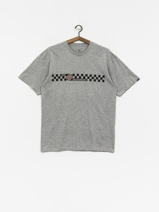 Tričko Vans X Independent Checkerboard (athletic heather)