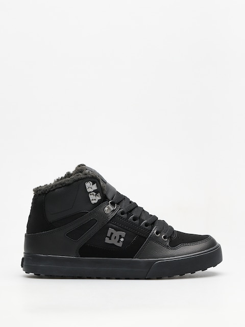 Zimní boty DC Pure Ht Wc Wnt (black/black/black)