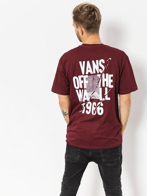 Tričko Vans Cracked Pavement