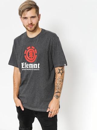 Tričko Element Vertical (charcoal heather)