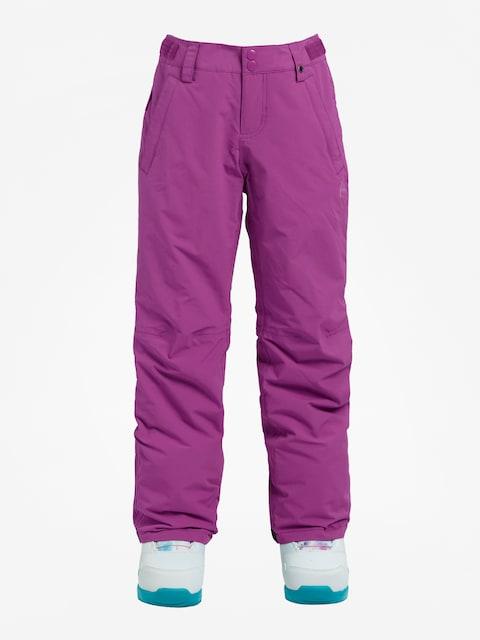 Snowboardové kalhoty  Burton Girls Sweetart (grapeseed)