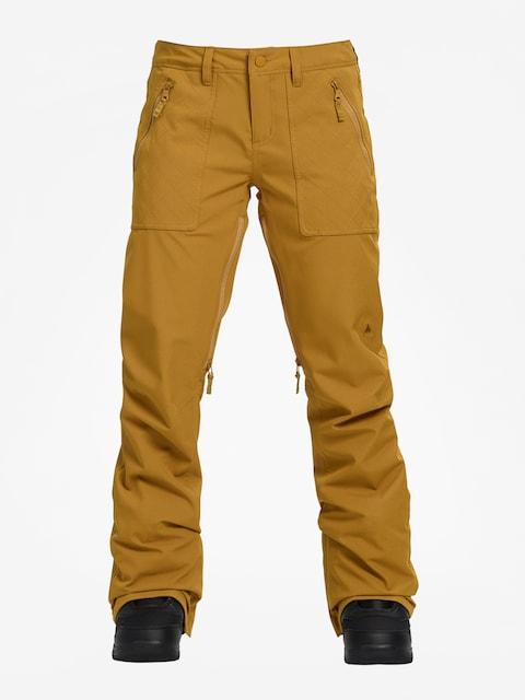 Snowboardové kalhoty  Burton Vida Wmn (camel)