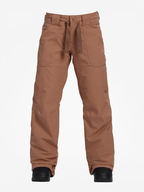 Snowboardové kalhoty  Burton Veazie Wmn (brownie)