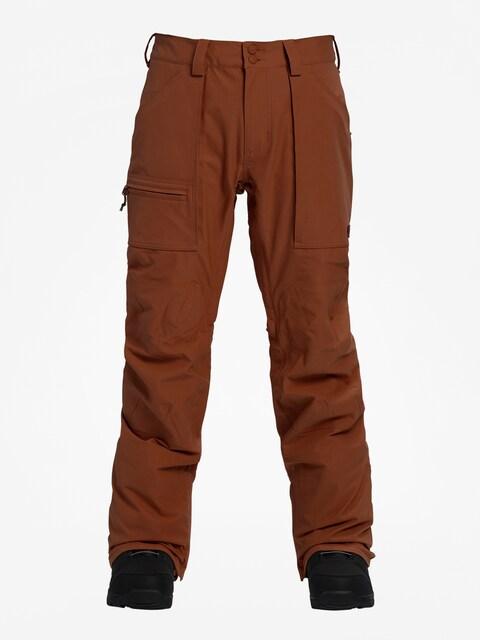 Snowboardové kalhoty  Burton Southside (chestnut)