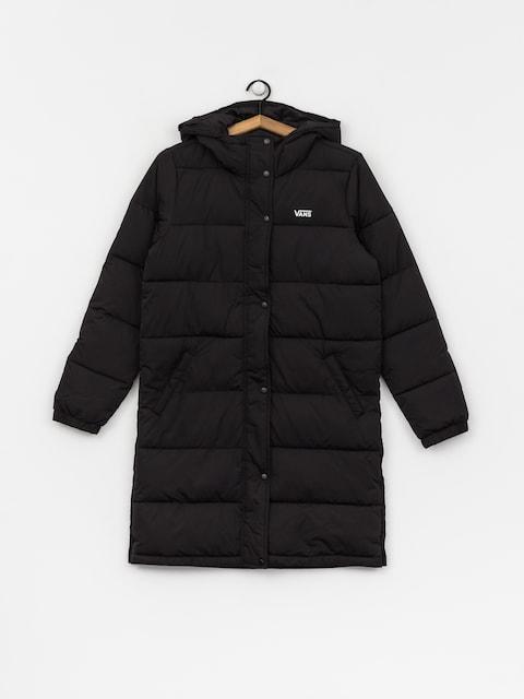 Bunda Vans Southfield Puffer Jacket Mte Wmn (black)
