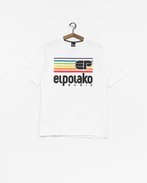 Tričko El Polako Rainbow
