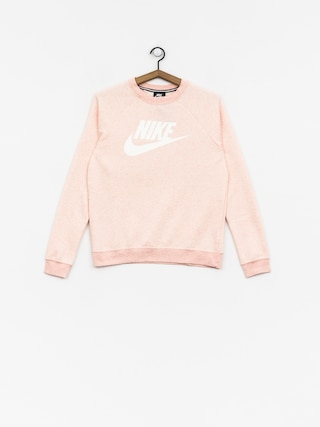 Mikina Nike Sportswear Rally Wmn (storm pink/htr/white)