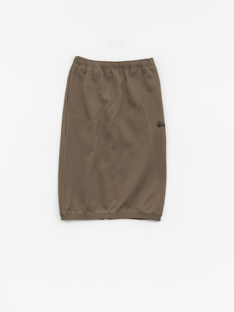 Šaty  Stussy Scout Wmn (taupe)