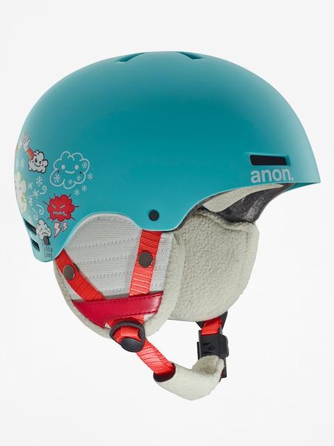 Dětská helma Anon Rime (hi5 blue)