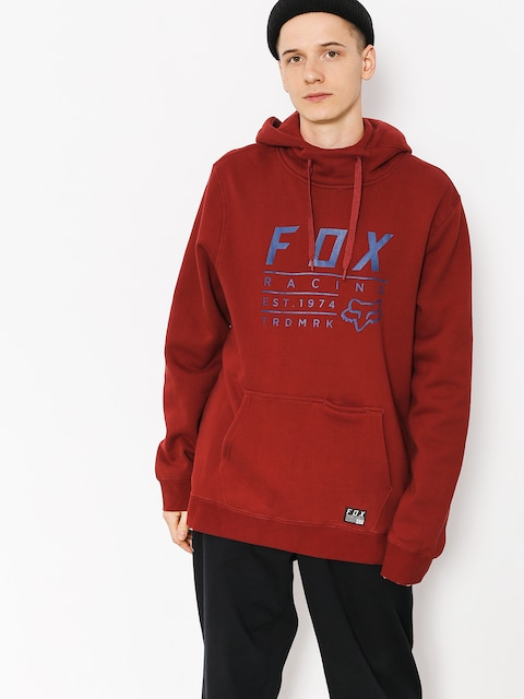 Mikina s kapucí Fox Lockwood HD (brx)