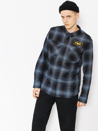 Kou0161ile Fox Gorman Overshirt 2 0 (nvy)