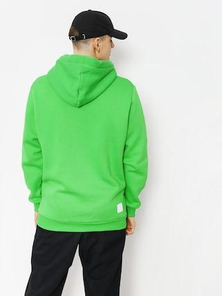 Mikina s kapucí El Polako Classic HD (green)