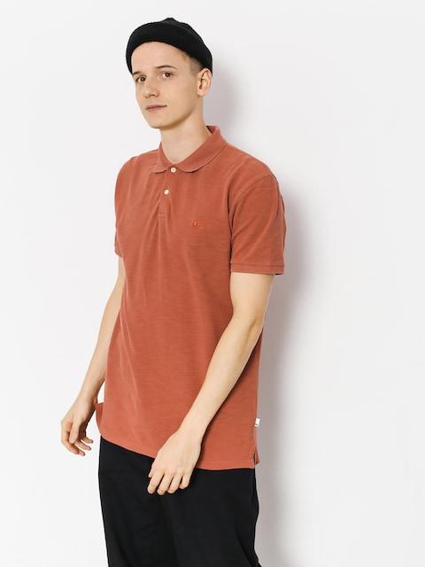 Polo tričko Quiksilver Miz Kimitt (aragon)