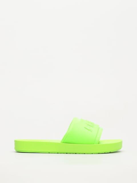 Plážovky Puma Fenty Surf Slide Wmn (green gecko/green gecko)