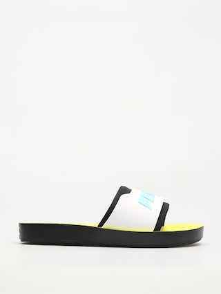 Plu00e1u017eovky Puma Fenty Surf Slide Wmn (puma black/white/yellow)