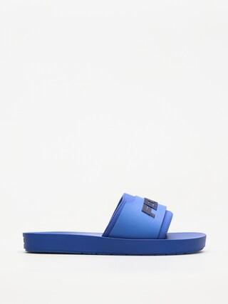 Plu00e1u017eovky Puma Fenty Surf Slide Wmn (dazzling blue/evening blue)