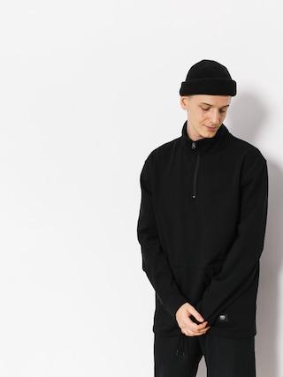 Mikina s kapucí Vans Versa Qzp HD (black)