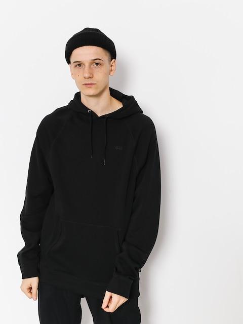 Mikina s kapucí Vans Versa HD (black)
