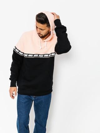 Mikina s kapucí Koka Trap HD (pink)