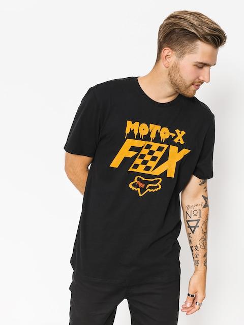 Tričko Fox Czar (blk/gry)