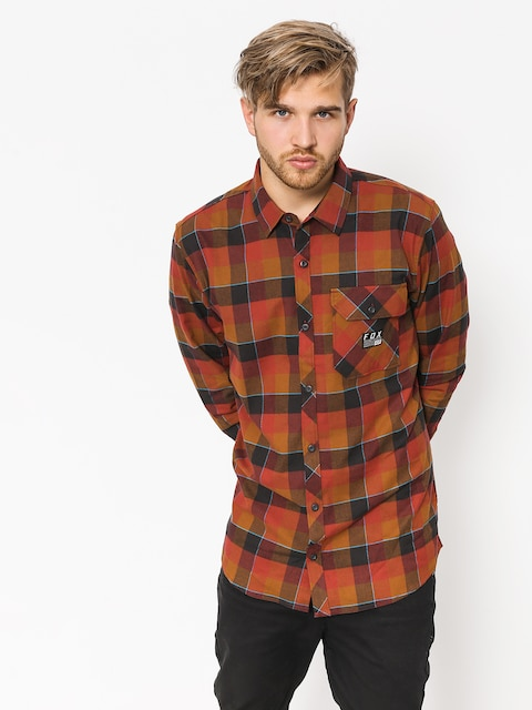 Košile Fox Rowan Stretch Flannel (brx)