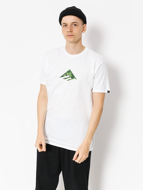 Triko Emerica Triangle (white/green)