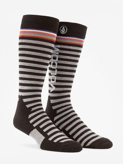 Ponožky Volcom Synth (blk)