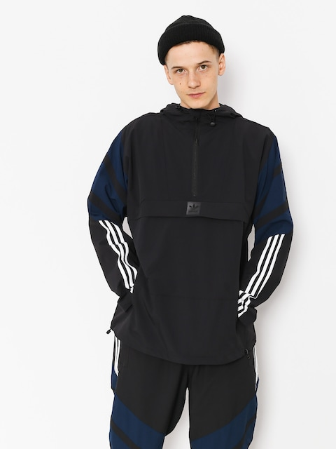 Bunda adidas 3St (black/collegiate navy/carbon s18)