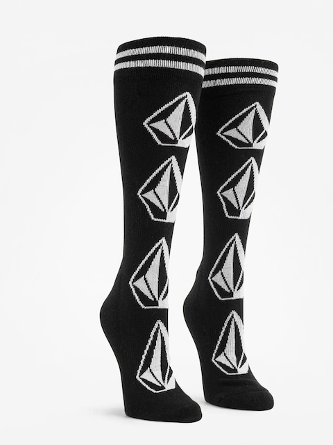 Ponožky Volcom Sherwood Wmn (blk)